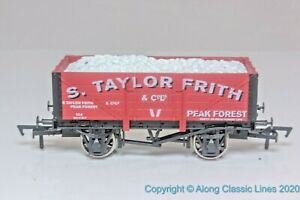 Dapol-OO-Gauge-5-Plank-Open-wagon-039-S-Taylor-Frith-039-Peak-Forest-039-Sp-Ed