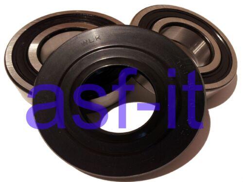 Lagersatz Lager Simmerring 6305 6306 40X72//88X8//14,8 wie Bosch Siemens 086309