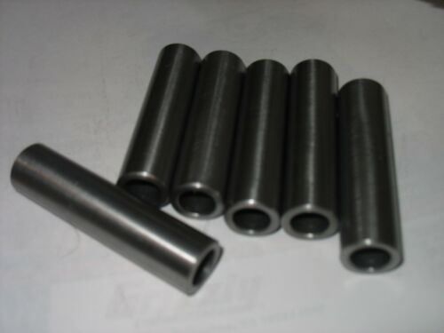 "Steel Tubing //Spacer//Sleeve 1 1//4/"" OD X 3//4/"" ID  X 12/"" Long 1 pc  DOM CRS"