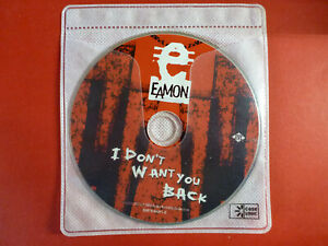 EAMON-I-Don-039-t-Want-You-Back-CD-Disc-ONLY