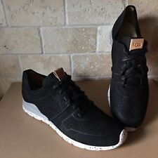 a14e9d23f52 UGG Australia Tye Leather Nubuck Quartz Fashion SNEAKERS Size 6.5 US ...