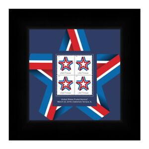 USPS-New-Star-Ribbon-Framed-Stamps