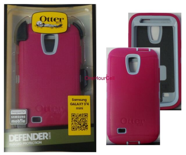 buy popular 488d4 a9cc8 OTTERBOX Defender Series Case for Samsung Galaxy S4 Mini