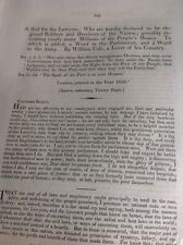 M71 Article Old Document Undated A Rod For The Lawyers William Cole