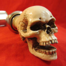 Made in USA Skull knob Car Cigarette Lighter 12v Hot Rat Street Rod shift 19CL