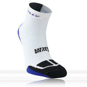 Hilly Urban Twin Skin Mens Tactel Running Training Wicking Anklet Socks