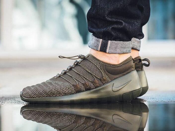Nike PAYAA Prem Premium QS Scarpe Da Ginnastica Corsa Palestra Casual (EU 41) Khaki