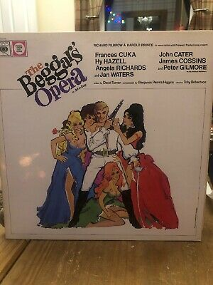 The Beggar S Opera Original Songs Airs The Broadside Band 12 Vinyl Lp Ebay