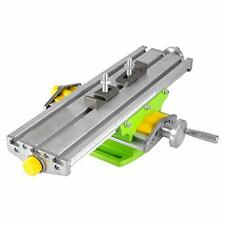 New Listingmini Milling Machine Work Table Vise Portable Compound Bench X Y 2 Axis Adjus