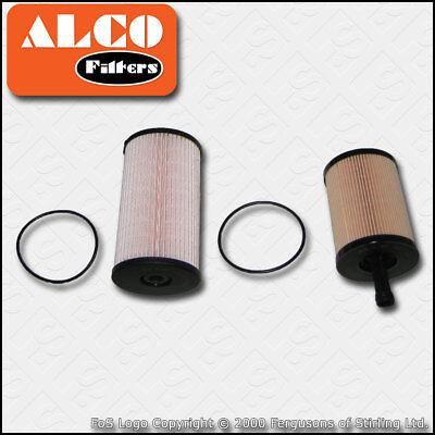 2.0 tdi 16v eng CB ** filtres à huile air carburant 5n 07-11 Service kit pour vw tiguan