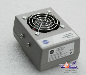Ionizator Ionizing Blower Élimine Elektro-felder Serverraum Ionisateur