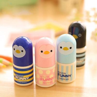 South Korean Stationery Wholesale Cartoon Chick Cute Face Correction Fluid H0102
