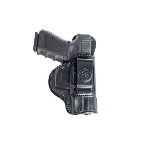 """IWB HOLSTER W// CLIP INSIDE THE WAISTBAND LEATHER HOLSTER FOR COLT 1911 5/"""""""