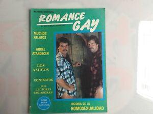 ROMANCE-GAY-N-4-Magazine-vintage-gay-Spain-1987