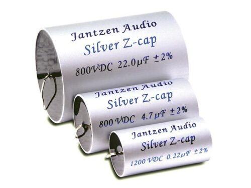 1200 VDC HighEnd Jantzen audio Silver Z-cap 0.22 UF