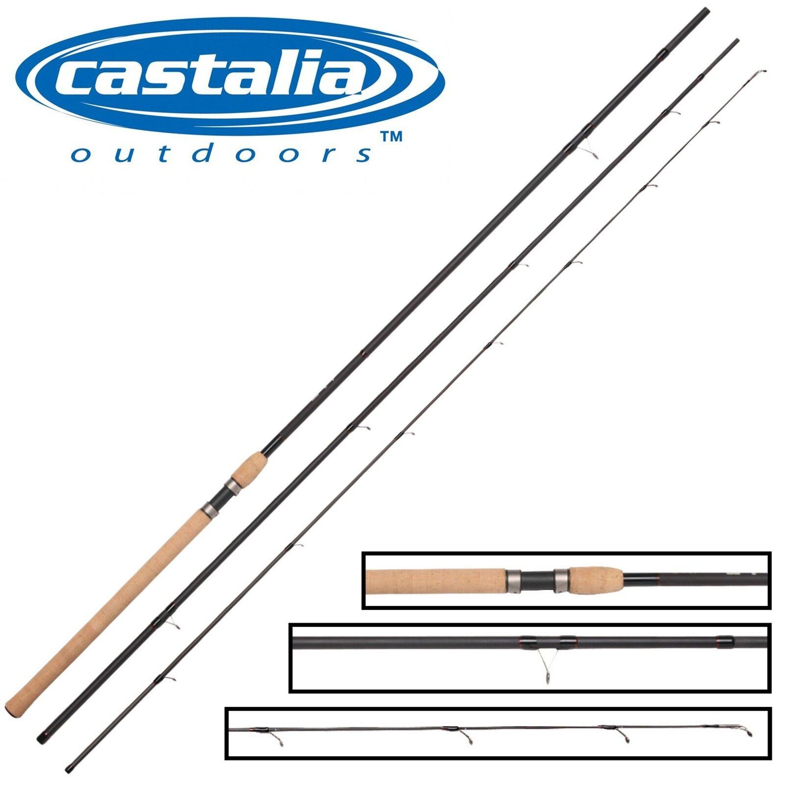 Castalia Match Pro 390cm 1-12g - Matchrute Friedfischrute Posenrute Angelrute