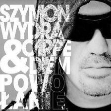 Szymon Wydra & Carpe Diem - Powolanie (CD)  2010 NEW