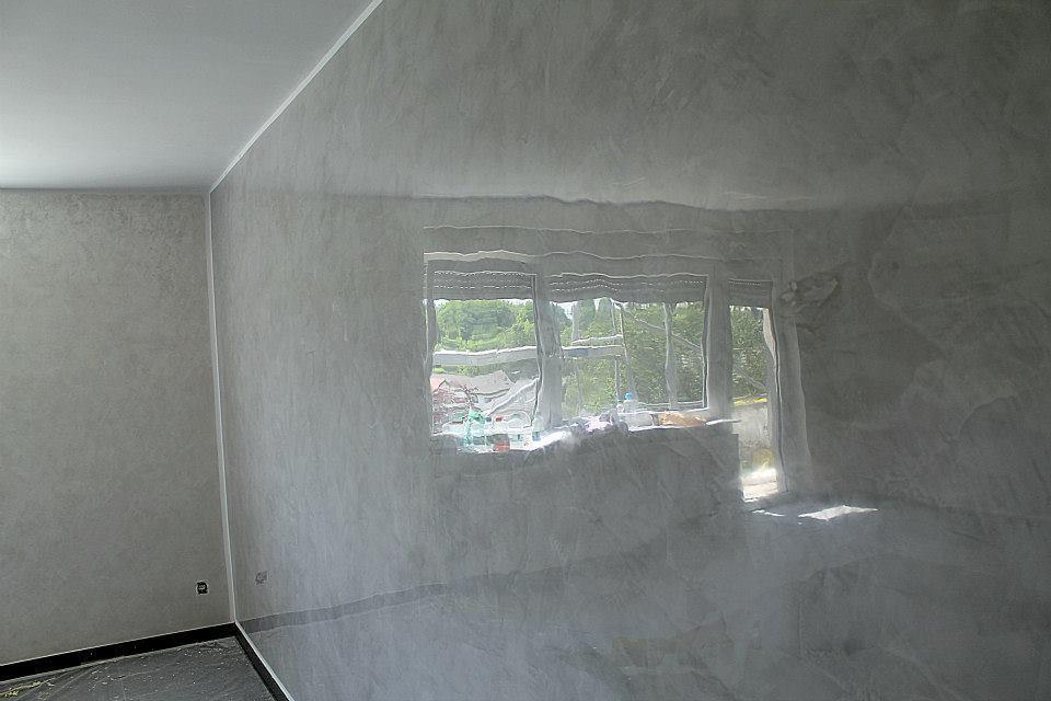 Marmorino Hochglanz 24 kg Weiß  - Marmorspachtel.