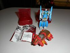 Hasbro Transformers Generations FOC Data disc lot Eject and Ramhorn, complete