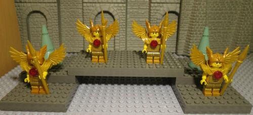 h11//9 Lego doré ailes Chevalier déserts soldat déserts Guerrier sélection kg