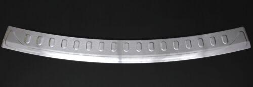 INOX Seuil v2a Mat pour SEAT LEON ST Combi à partir de 2013 Pare-chocs