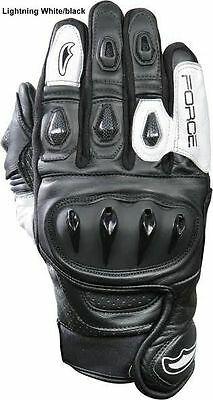 Summer Leather Motorcycle Motorbike Racing Gloves