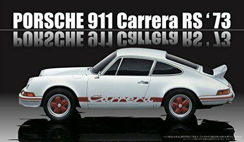 Fujimi RS-26 Porsche 911 Carrera Rs 1973 Maßstab Set 1//24