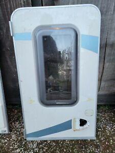 Bailey Pegasus Hartal Plastoform caravan door top half