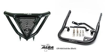Blingstar Rear Grab Bar Bumper Polished Suzuki LTR450 LTR LT-R 450 All Years