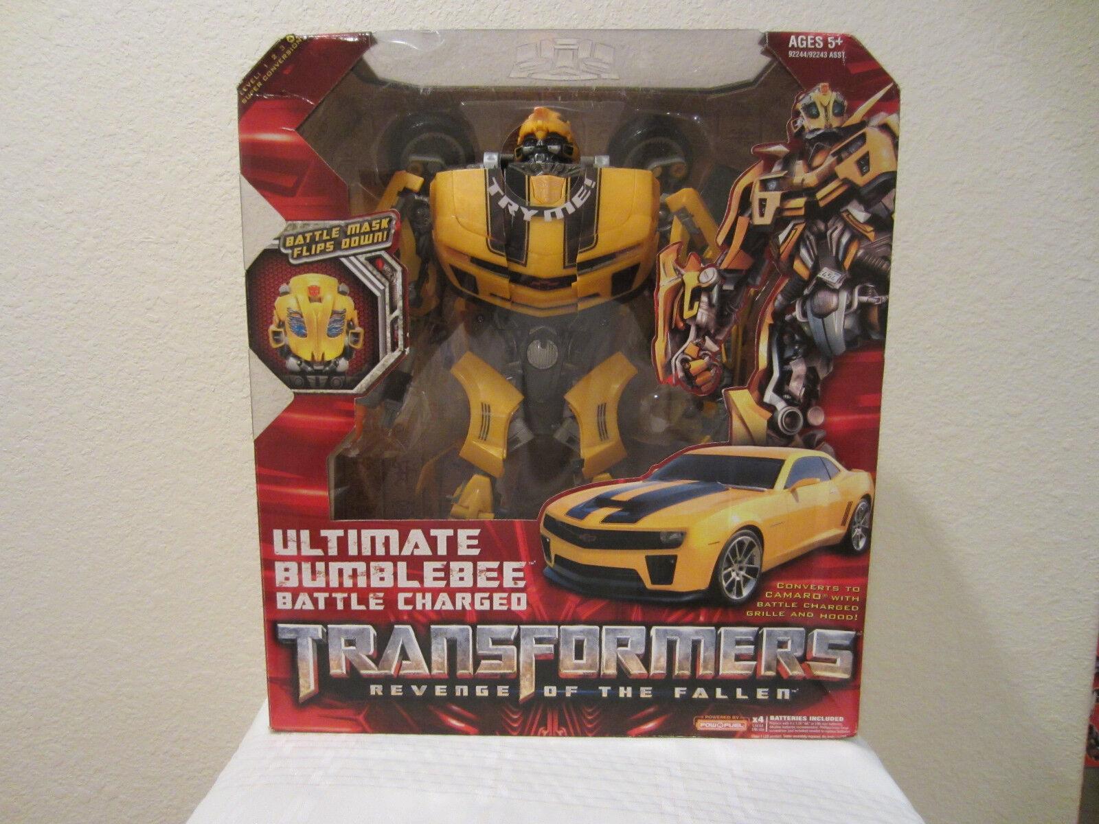 estar en gran demanda Transformers 2008 película película película 2 la venganza de los caídos Bumblebee Batalla Final Cochegado 14 in (approx. 35.56 cm) Figura Nueva  el mas reciente