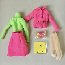 FASHION ROYALTY POPPY PARKER OUTFIT SKIRT BLOSE JACKET SHOES EXTRAS 12 INCH DOLL