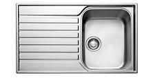 B&Q Stainless Steel Kitchen Sink | eBay