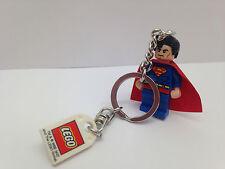 LEGO 853430 - FIGURE MINI SUPERMAN PORTACHIAVI / SUPER EROI