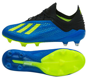 08b541e76 Adidas X 18.1 FG (CM8365) Soccer Cleats Football Shoes Boots