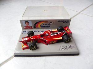Williams-Mecachrome-FW20-H-H-Frentzen-2-Minichamps-1-43-1998-F1-Formula-1