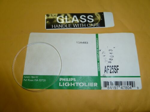 """Lightolier AF25SF 2.5/"""" Solite Diffusion Lens Alcyon LED Diffusion Filter"""