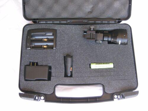 NightSnipe NS 350 SGL Infrared Illuminator IR Kit