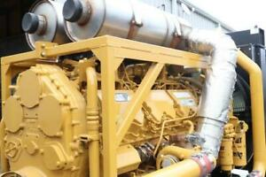 CAT C-32 Diesel Engine, 1125 HP. All Complete and Run Tested.