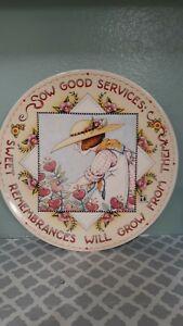 Mary-Engelbreit-Sow-Good-Services-Plate-PMOSBC