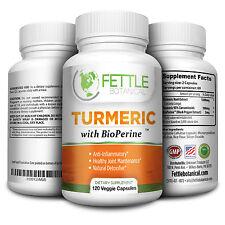 Tumeric Curcumin Turmeric Supplements Capsules 1300mg 2 Month Supply Tumerics