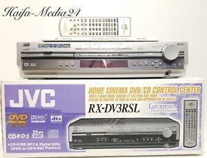 JVC-RX-DV3-Home-Cinema-Receiver-DVD-CD-Player-Control-Center-12-Monate-Gewaehr