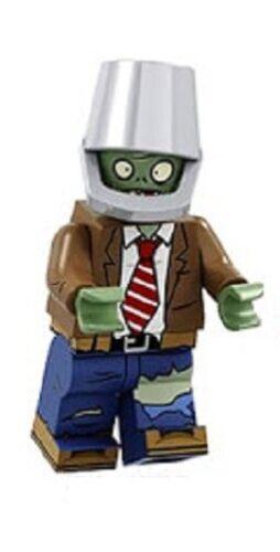 Plants vs Zombies Gaming Mini Figures NEW UK Seller Fits Major Brand Blocks v