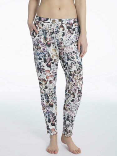 CALIDA Damen Pyjamahose schmal zulaufend Favourites Trend 2 NEU /& OVP