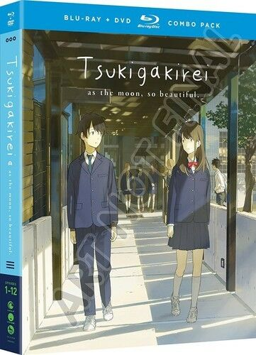 Tsukigakirei: The Complete Series [New Blu-ray] With DVD, Boxed Set, Dubbed, S