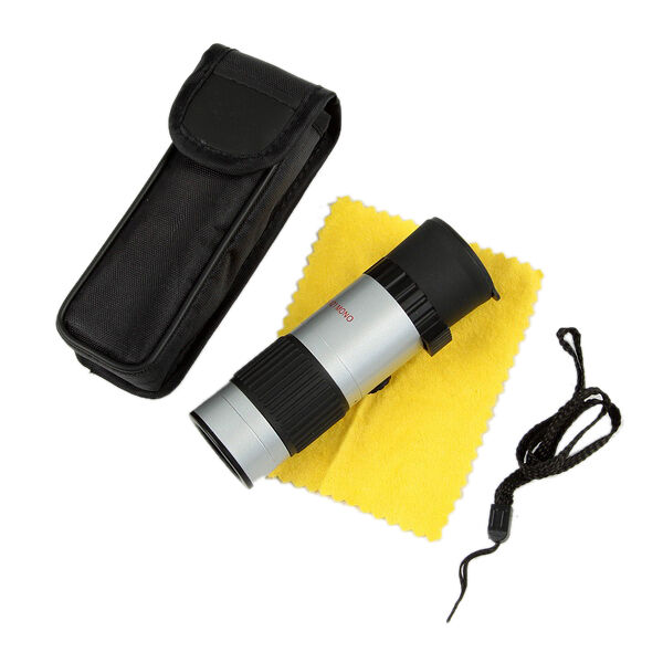 New Mini Compact Pocket-Sized Zoomable Monocular Telescope