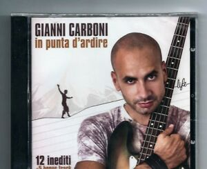 cd nuovo GIANNI CARBONI - IN PUNTA D'ARDIRE