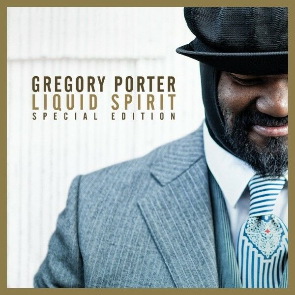 Gregory Porter - Liquid Spirit Special Edition CD