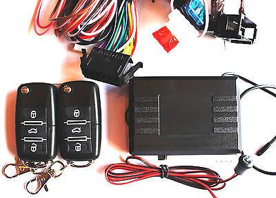 JOM Plug /& Play Funkfernbedienung Zentralverriegelung universell Nachrüstung VW