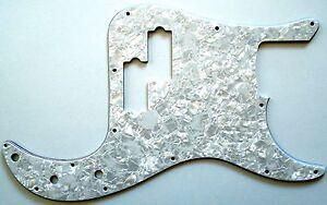 NUEVO-GOLPEADOR-Precision-Bass-blanco-perla-para-guitarra-P-Bass