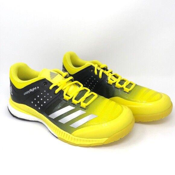 """Adidas CRAZYFLIGHT X ΓυναικΡία Ξ'ΟŒΞ»Ξ΅ΟŠ Παπούτσια ΞœΞΞ³Ξ΅ΞΈΞΏΟ' 10.5 ΞœΞ΅ΟƒΞ±Ξ―ΞΏ M ΞšΞ―Ο""""ρινο Μαύρο"""